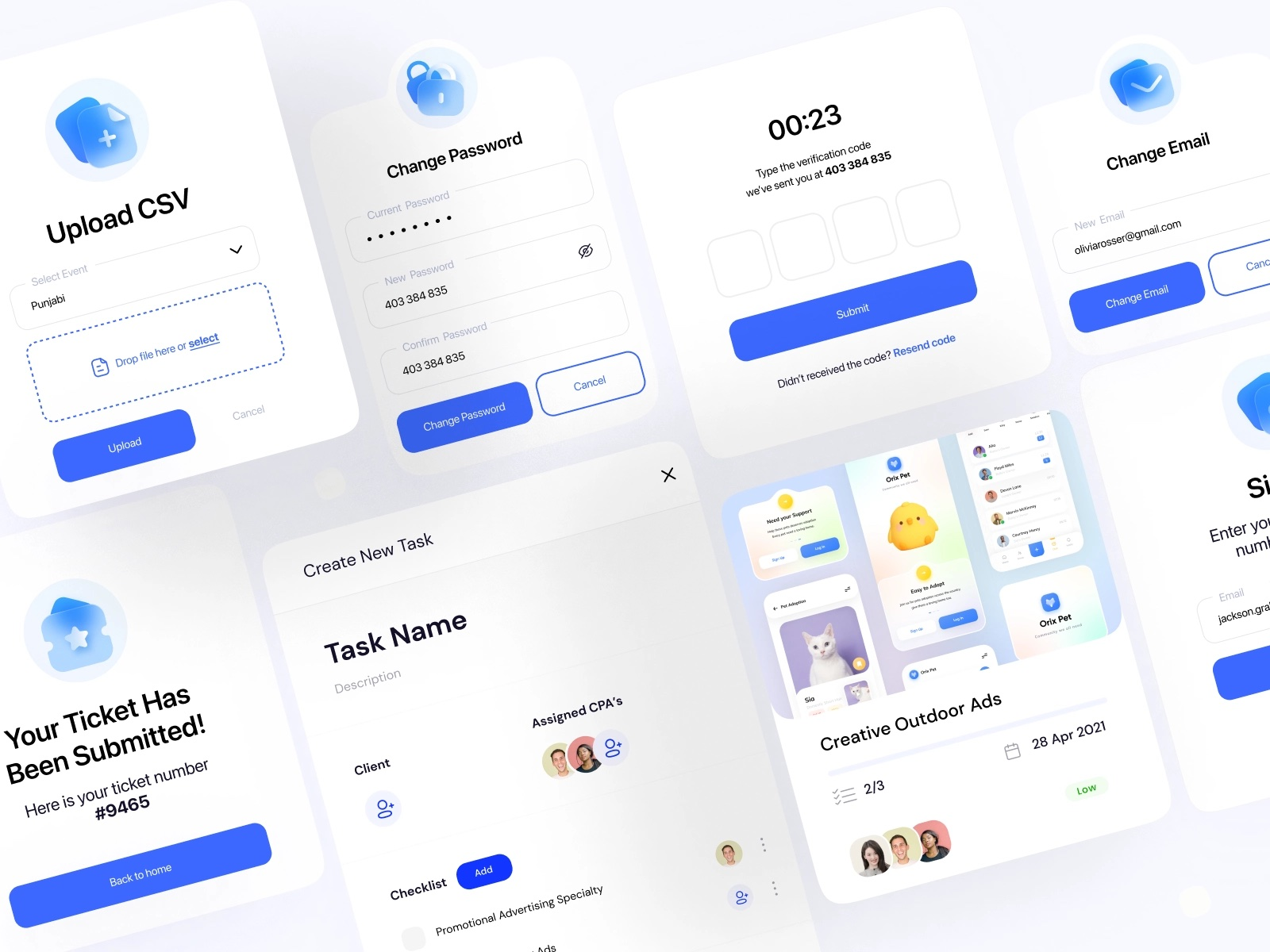Material Design and Material User Interface (UI)